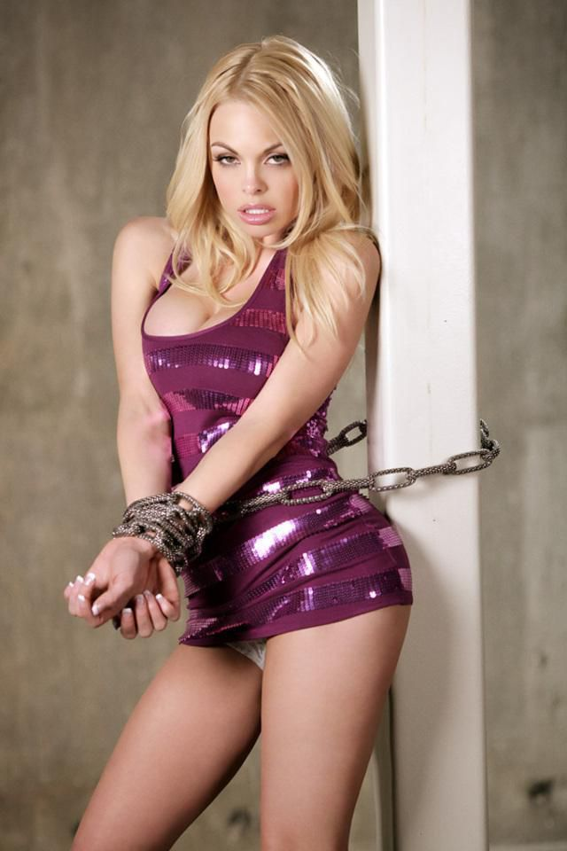 Jesse Jane - Blonde - Sexy - Picture - Free