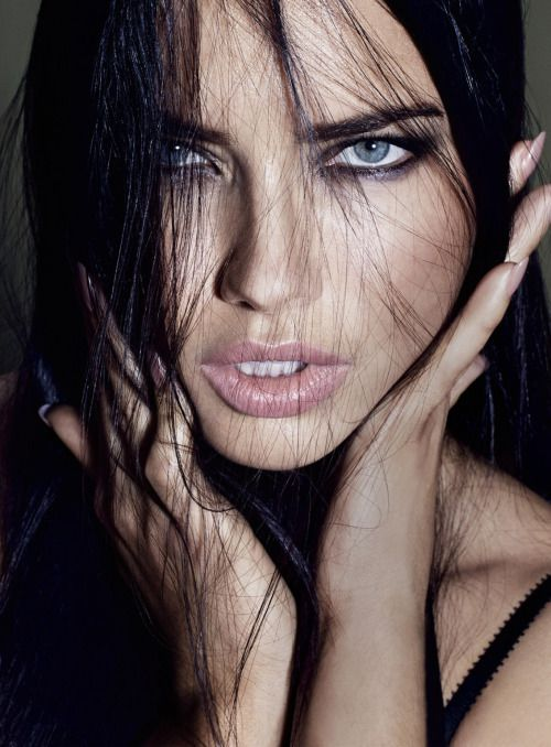 Adriana Lima - Brune - Sexy - Picture - Free