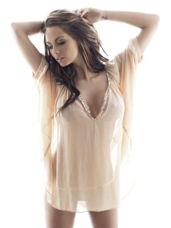 Jessica Jane - Brune - Sexy - Lingerie - Picture - Free