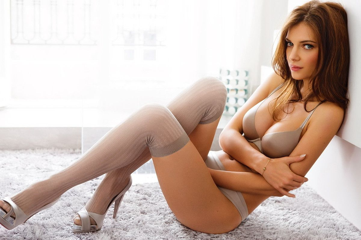 Femme - Rousse - Sexy - Wallpaper - Free