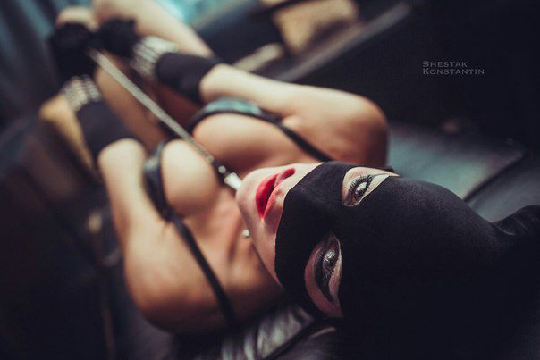 Femme - Sexy - BDSM - Picture - Free