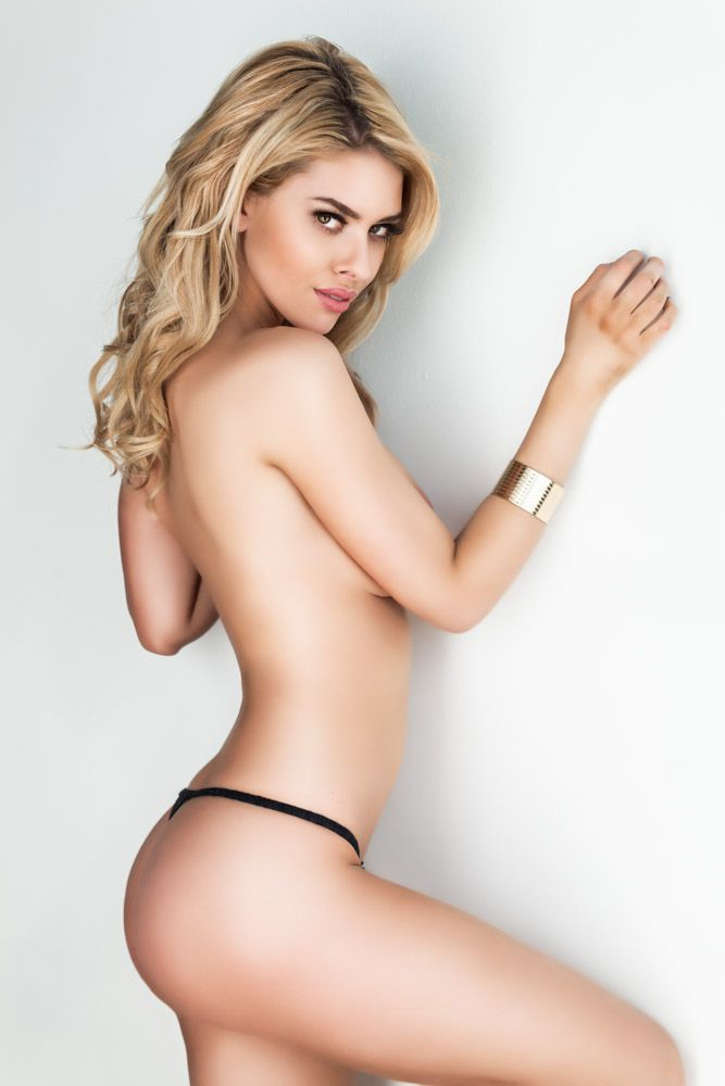 Femme - Blonde - Sexy - Picture - Free