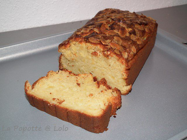 Cake Pommes Amandes Thermomix