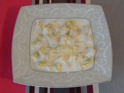 Nage de ravioles au fromage et noix de st jacques (thermomix)