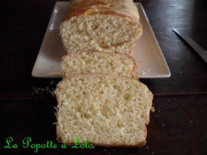 Pain de Mie au thermomix ou en MAP