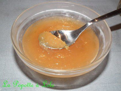 Confiture de Rhubarbe (thermomix)