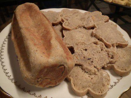 Pain brioché épicé (spécial foie gras)