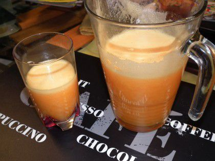 Jus de fruits Multivitaminé au thermomix