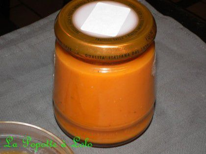 Coulis de tomate au thermomix
