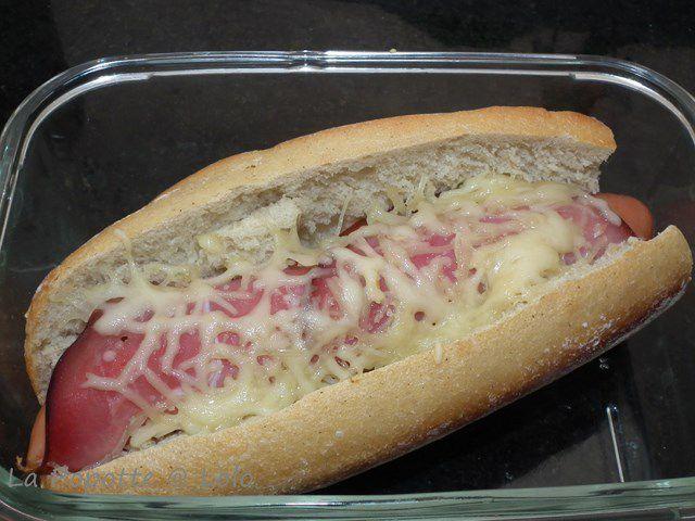 Hot-dog Flemmard