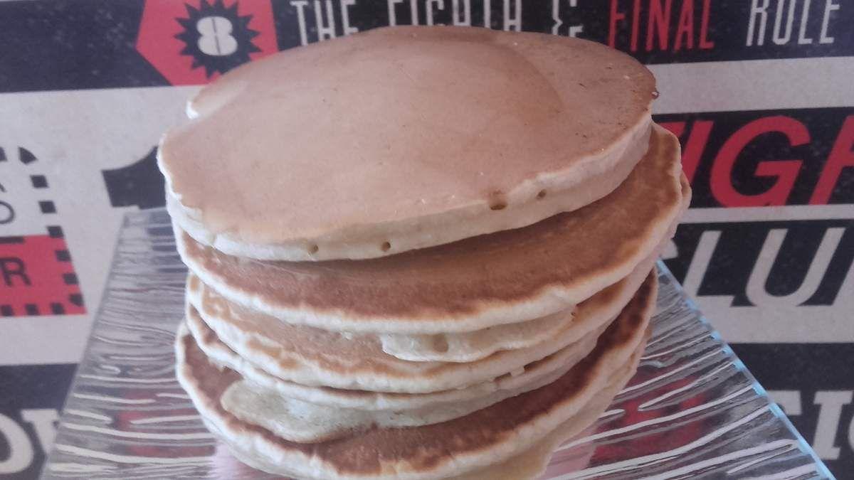 Pancakes à la purée d'oléagineux
