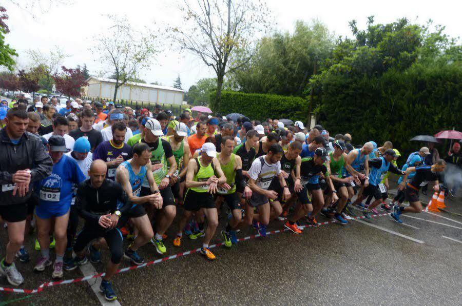 15 km du Puy-en-Velay Le 1er Mai 2016