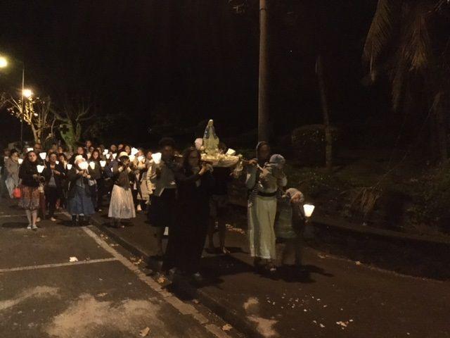 Procession 14 Août 2016