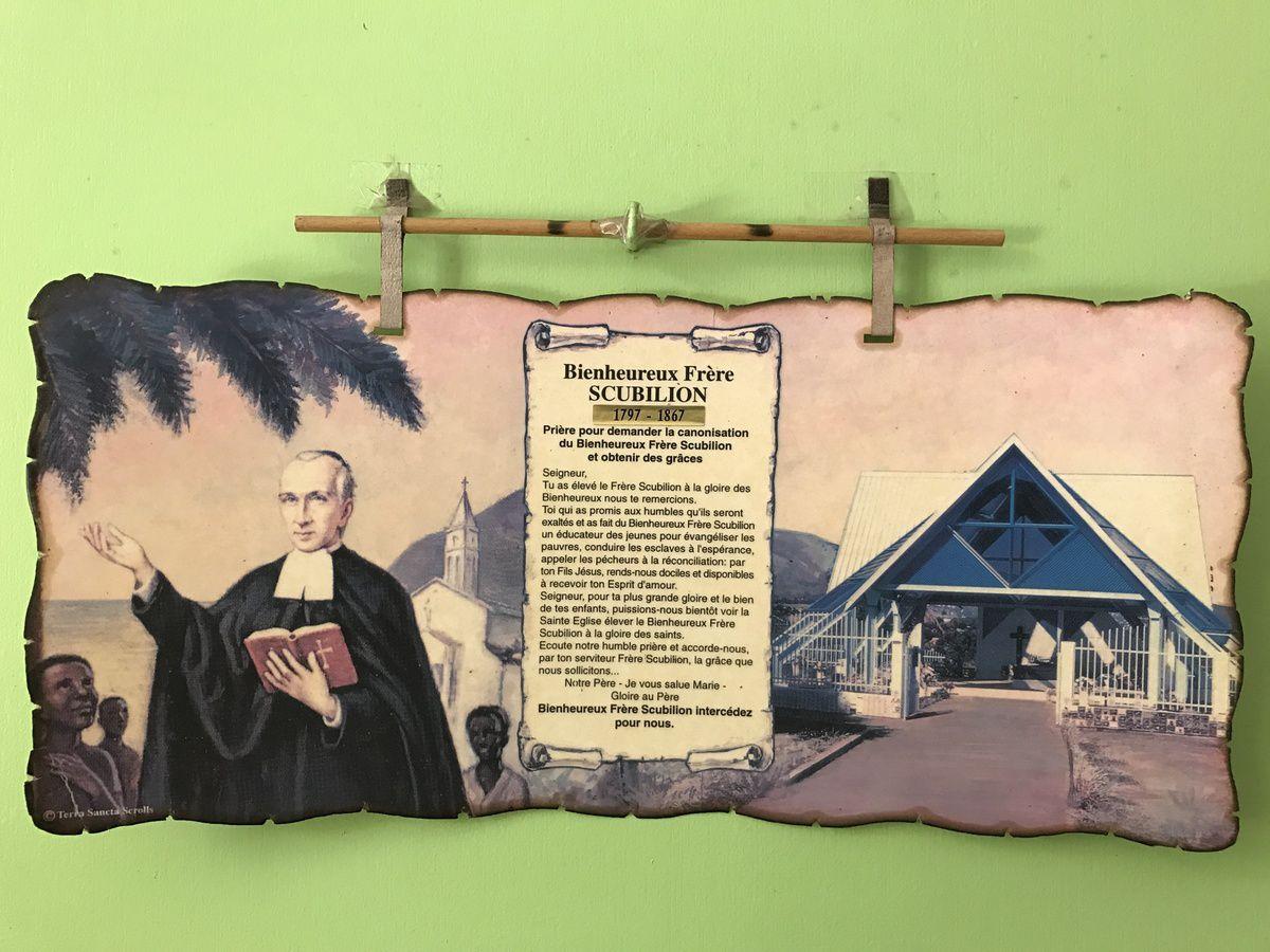 Bienheureux Frére Scubillion : Prier pour sa canonisation