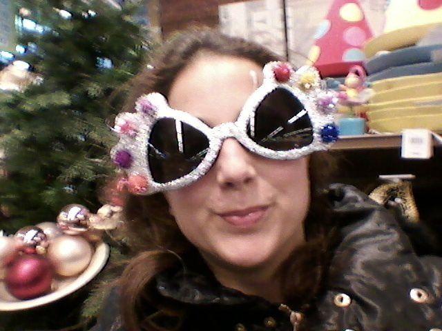 lunettes de fête
