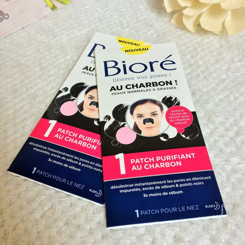 Bioré - Patchs Purifiants au charbon