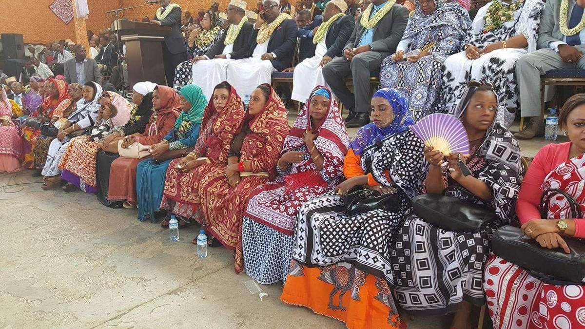 ***La mobilisation était au rendez-vous pour une determination sans faille au service du développement des Comores**