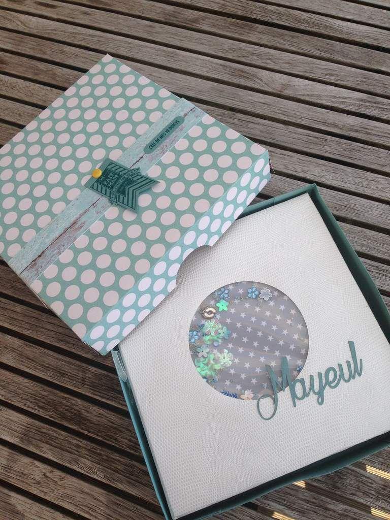 Album de naissance pour Mayeul