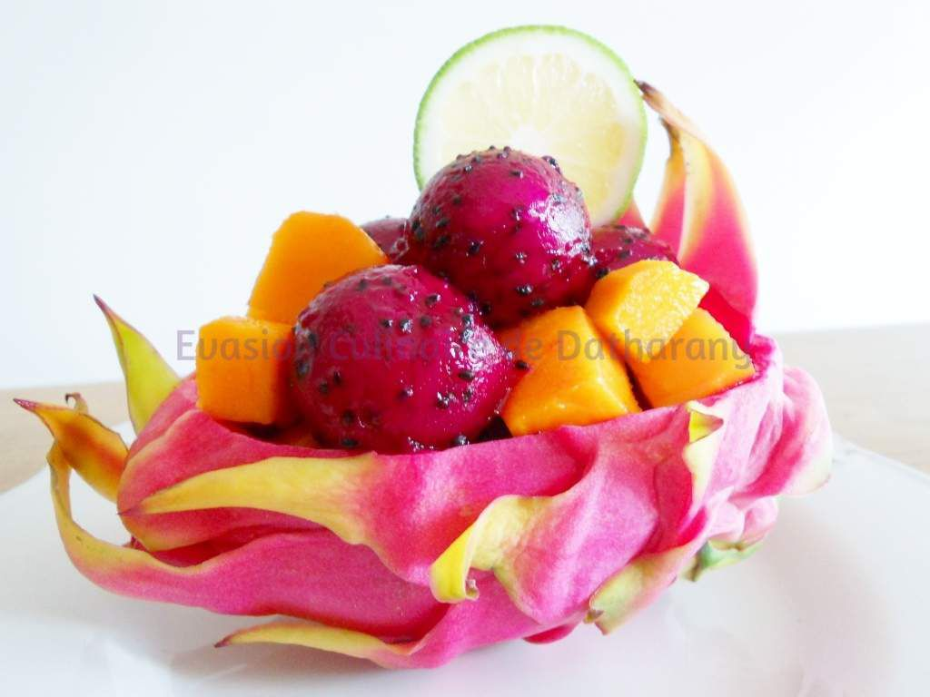 2 Coupes de Fruits (de saison)