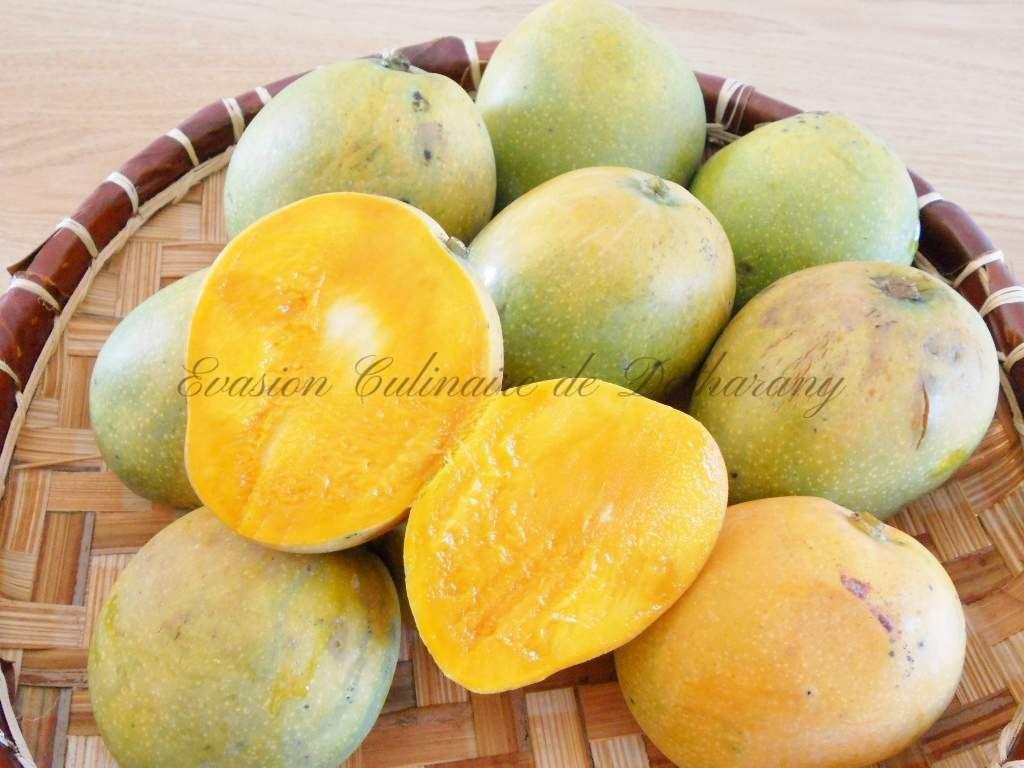 Dernières Mangues de Saison