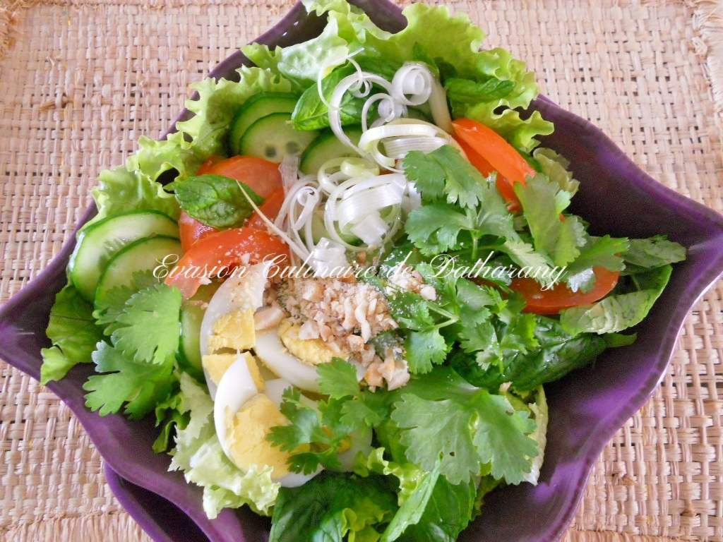 Salade Lao