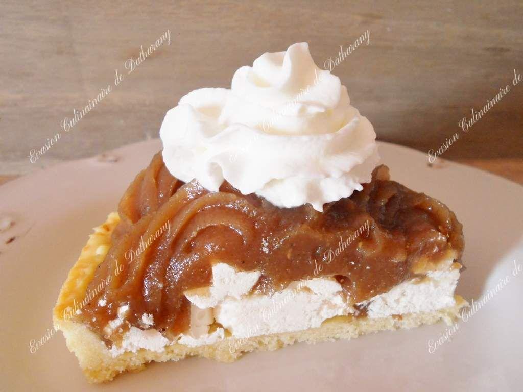 Dessert &quot&#x3B;Crème de Marrons&quot&#x3B;