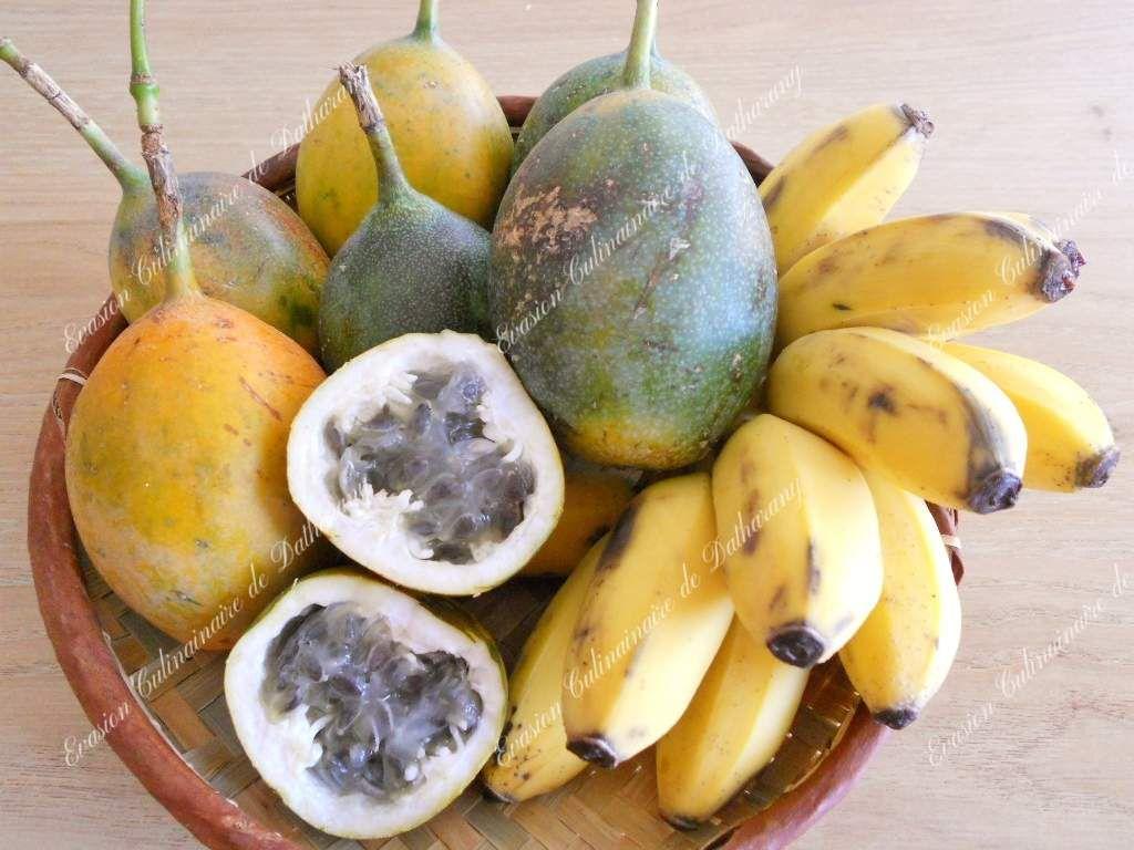 Ananas / Grenadille