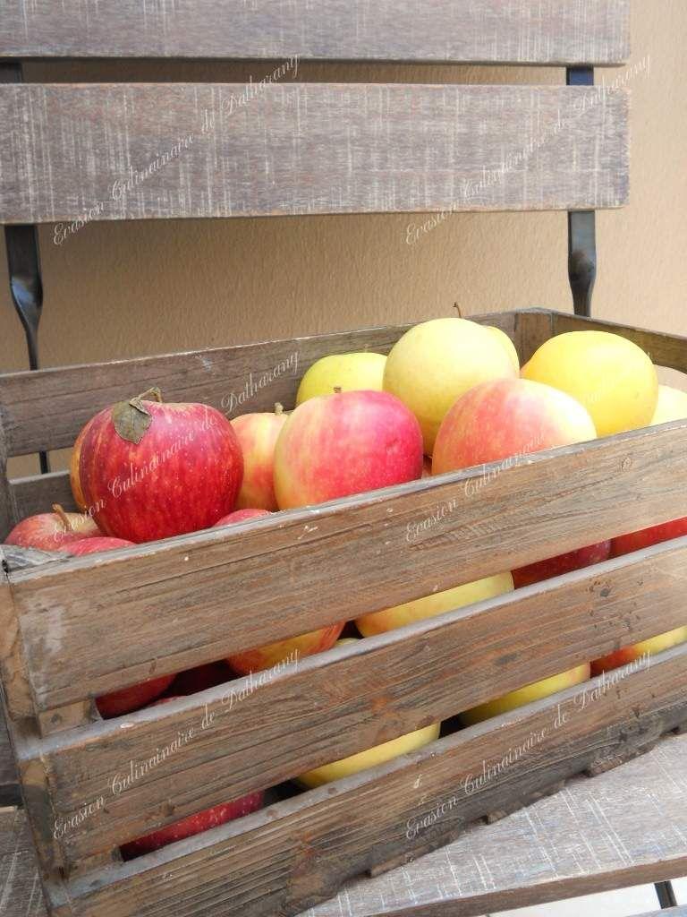 Pommes au Four &amp&#x3B; Feuilletés