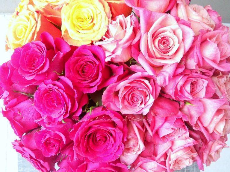 Roses Enchantées
