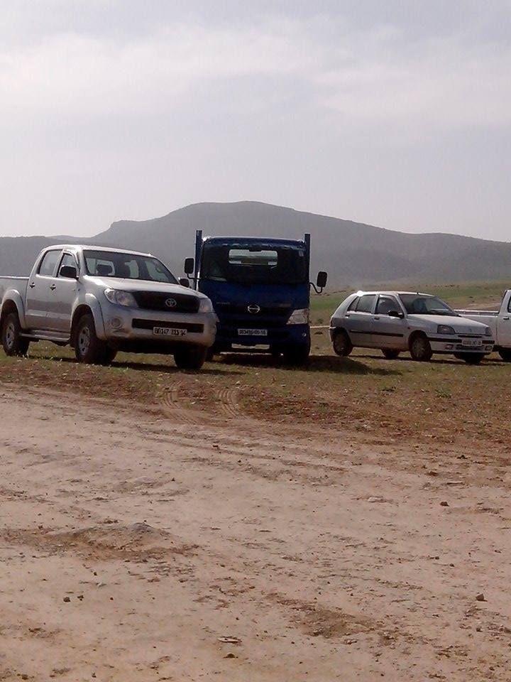 Le Wali de Tiaret, Aïn-Dzarit (22), utilisation des véhicules de la commune à des fins personnelles ...