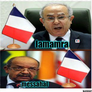 Algérie, Lamamra et Messahal: que vive la langue Française !