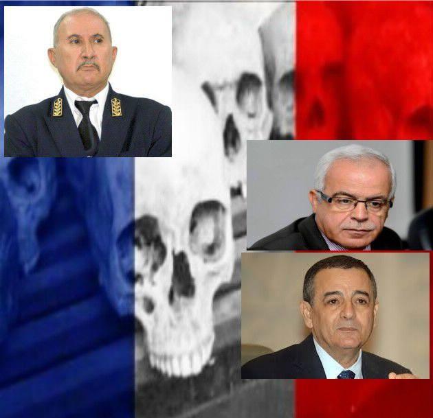 Hamid Grine, toute Honte Bue, il parle (toujours) en langue Française !!!
