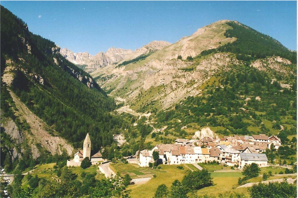 St Dalmas le Selvage