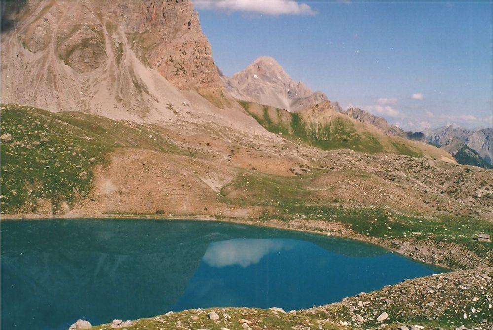 Le lac St Anne