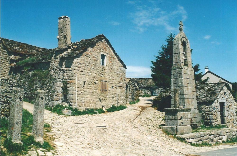 Le clocher des tourmentes à La Farge