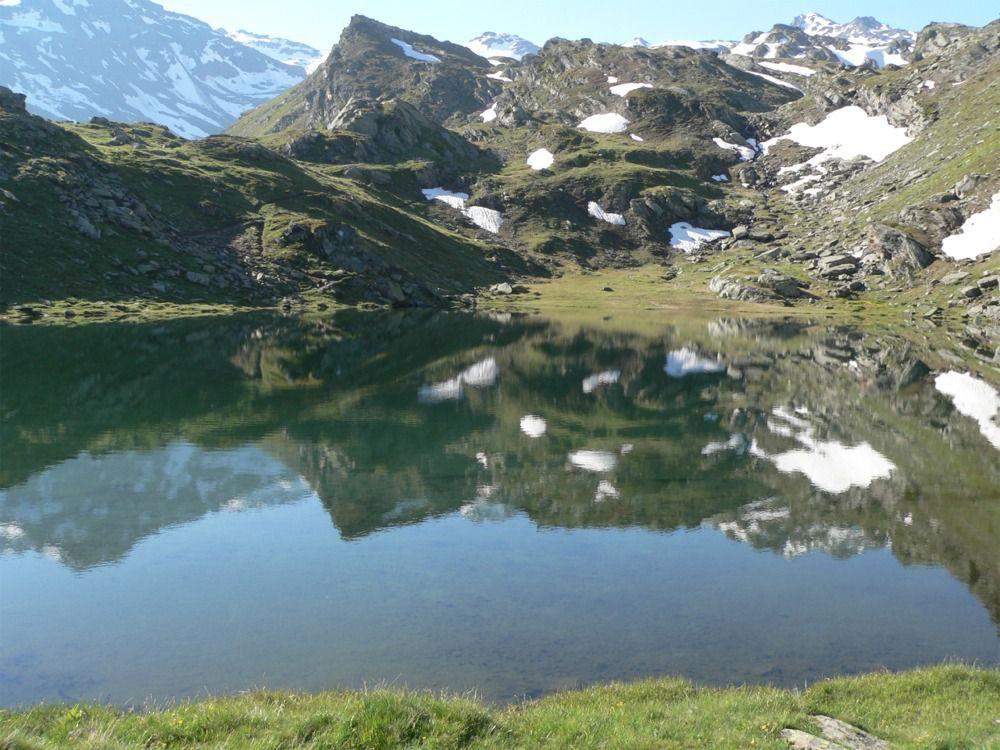 Le Grand Lac de Pierre Blanche