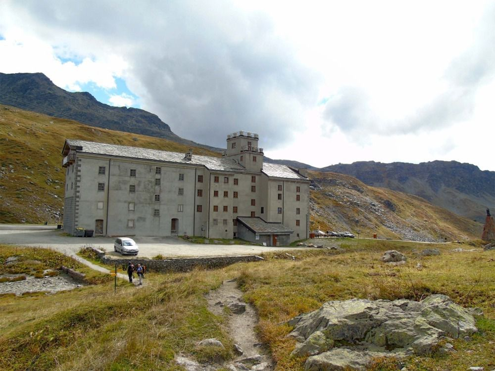 L'Hospice du Petit Saint Bernard