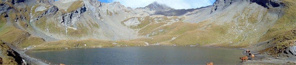 Le lac Sans Fond
