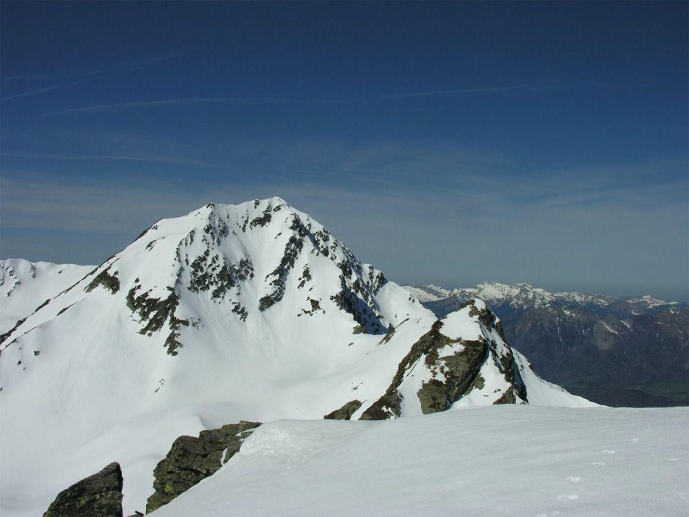 Vue sur le Mont Mirantin