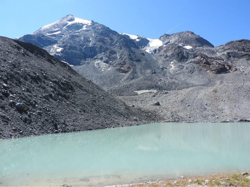 2ème lac de Riondaz 2630