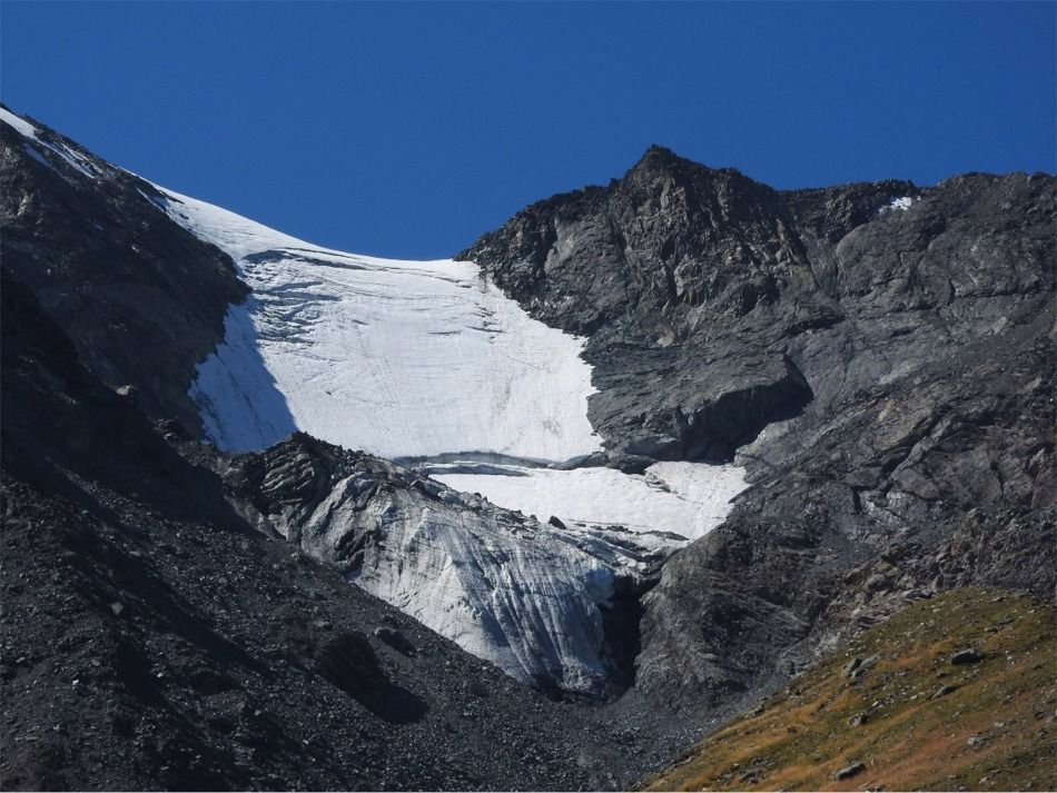 Le glacier du Grand Col