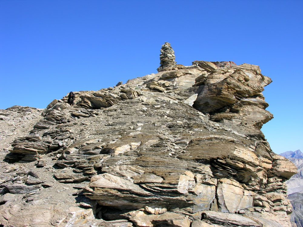 Cairn Aiguille Pers
