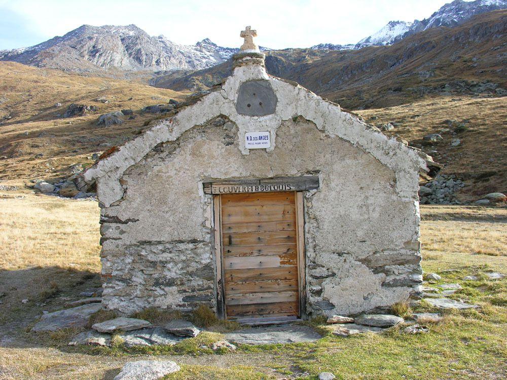 L'éternelle, l'incontournable chapelle