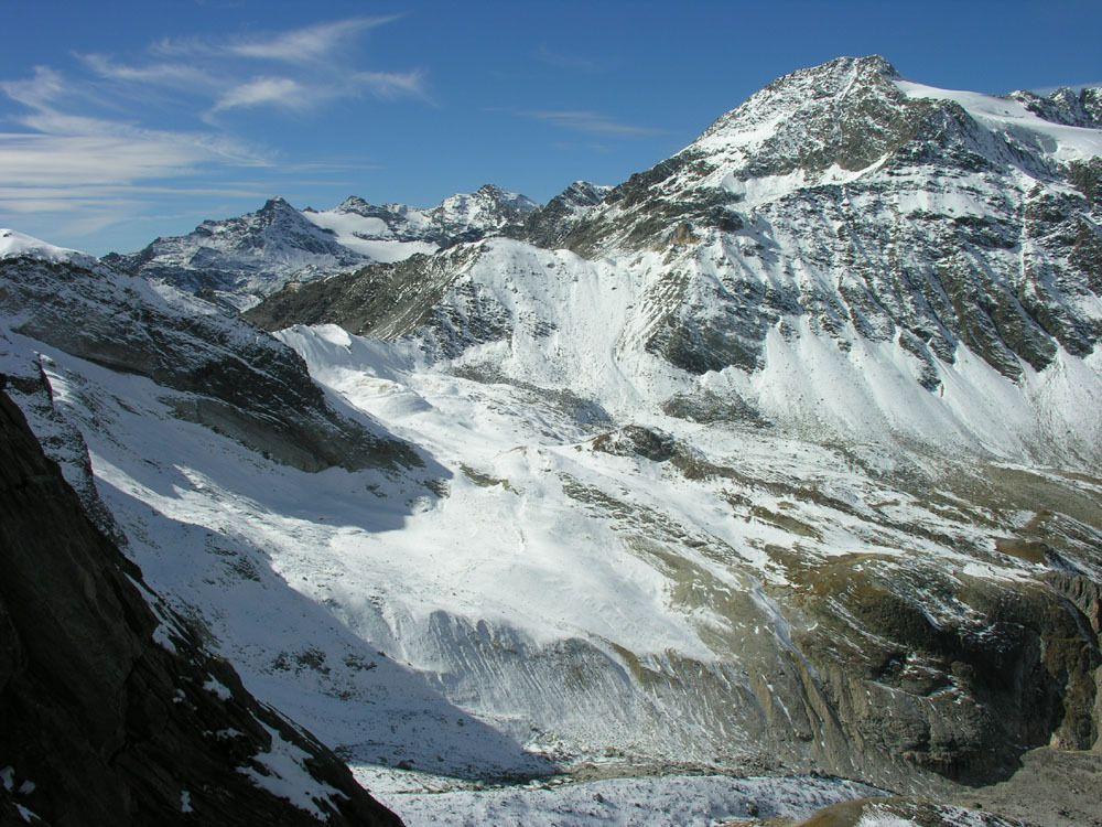 Glacier de Chavière - Mont de Gébroulaz