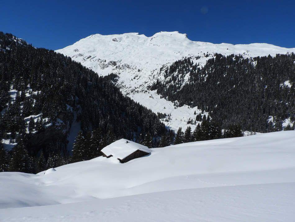 Vue sur le Grand Mont