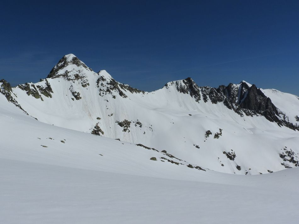 De la Pointe de Freydon au Mont Bellacha