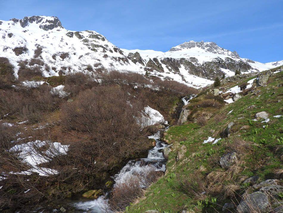 Le ruisseau du Bridan