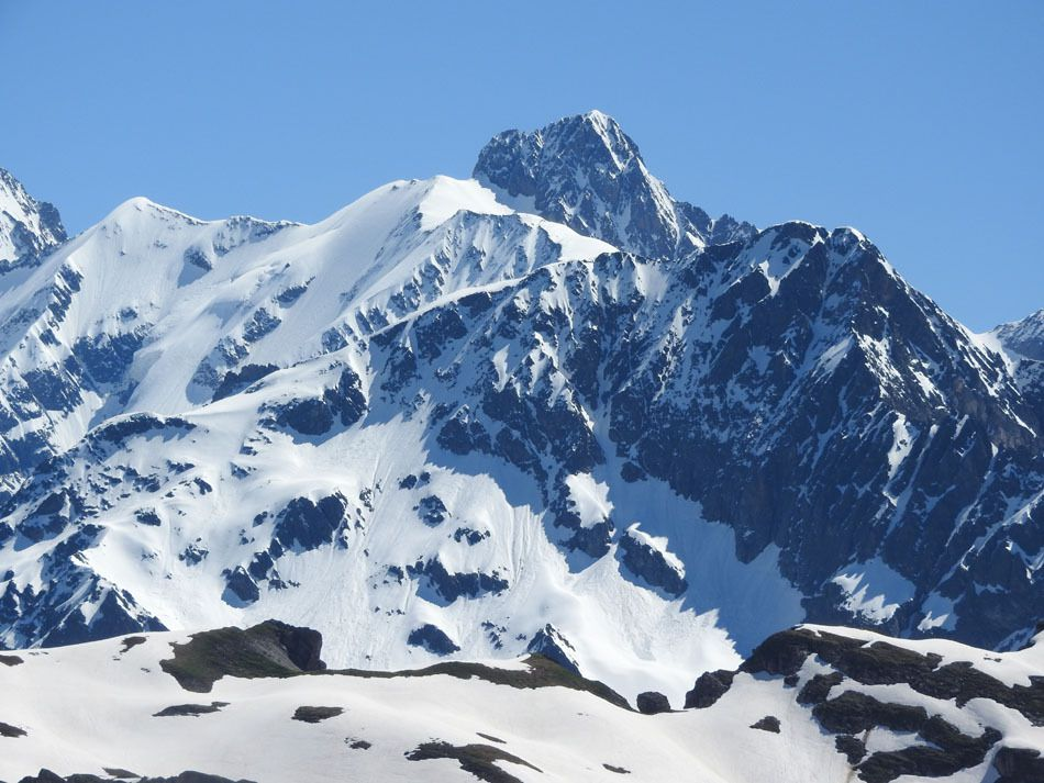Zooms Mont Blanc