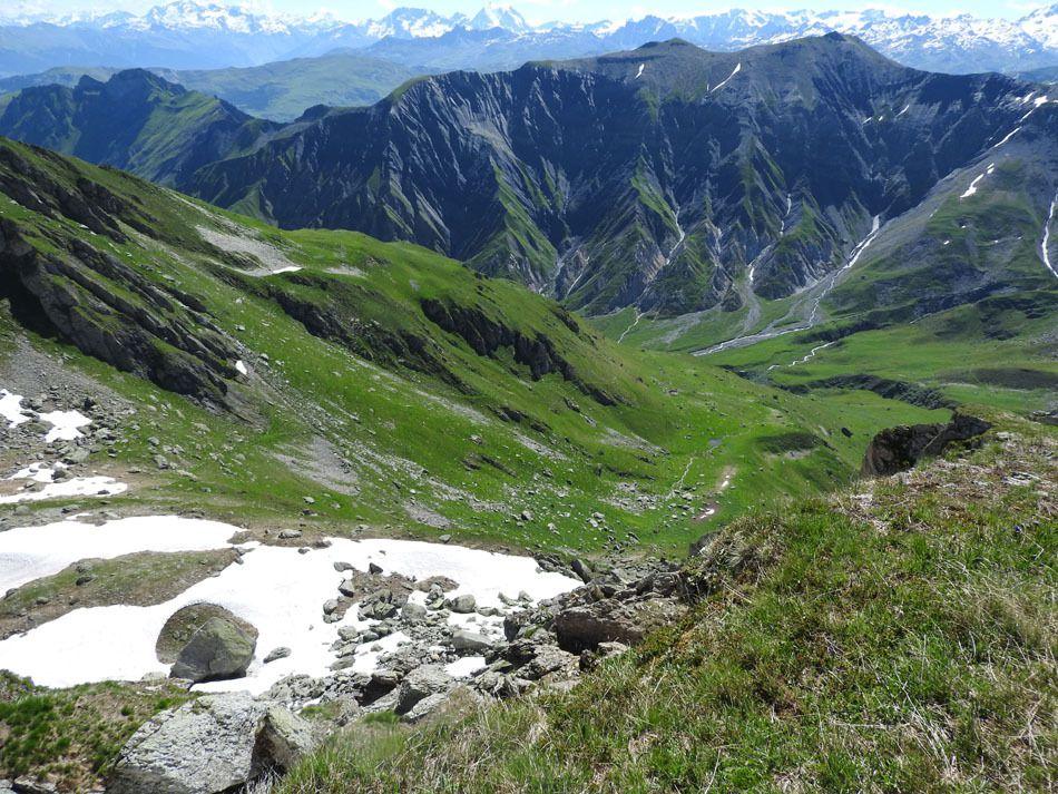 La combe du ruisseau de Valbuche