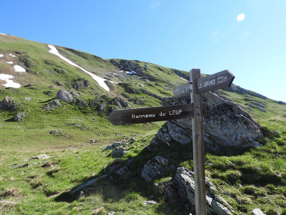 Le col de Valbuche
